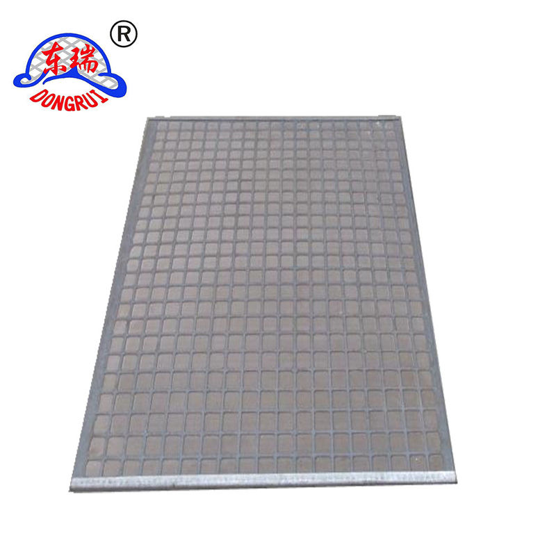 20 - 200 Mesh Oil Vibrating Screen Wire Mesh Excellent Filtration Performance